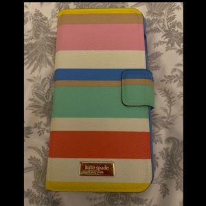 Kate Spade phone wallet for iPhone